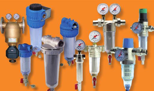 Filtri Autopulenti - Idro-Tec - Vendita impianti per trattamento dell'acqua (Manerbio - Brescia)